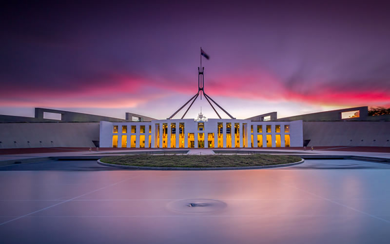 Central Canberra