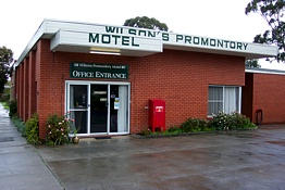 Wilsons Promontory Motel - Tourism Canberra
