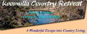 Koomulla Country Retreat