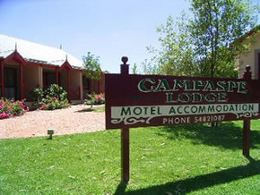 Campaspe Lodge - Tourism Canberra