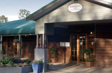 Hermitage Lodge - Tourism Canberra