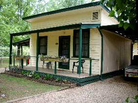 Pioneer Garden Cottages - Tourism Canberra