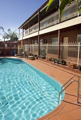 Quality Inn Railway - Tourism Canberra