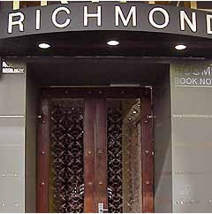 Hotel Richmond - Tourism Canberra