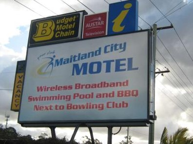 Maitland City Motel - Tourism Canberra