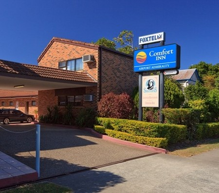 Airport Admiralty Motel - Tourism Canberra