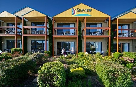 Seaview Motel  Apartments - Tourism Canberra