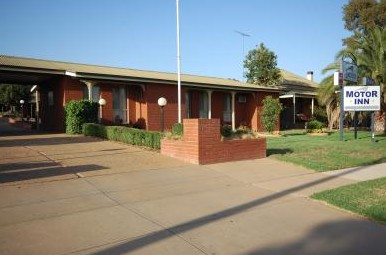 Junction Motor Inn - Tourism Canberra