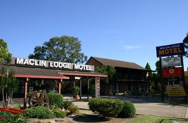 Maclin Lodge Motel - Tourism Canberra