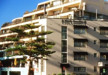 Manly Paradise Motel And Apartments - Tourism Canberra