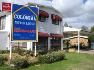Colonial Motor Lodge - Tourism Canberra
