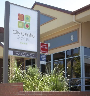 City Centre Motel - Tourism Canberra