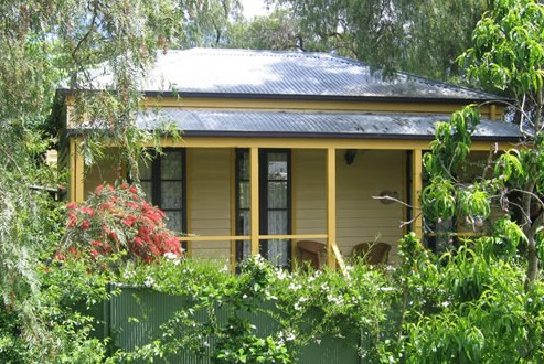 Bendigo Cottages - Tourism Canberra