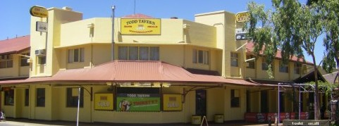 Todd Tavern - Tourism Canberra
