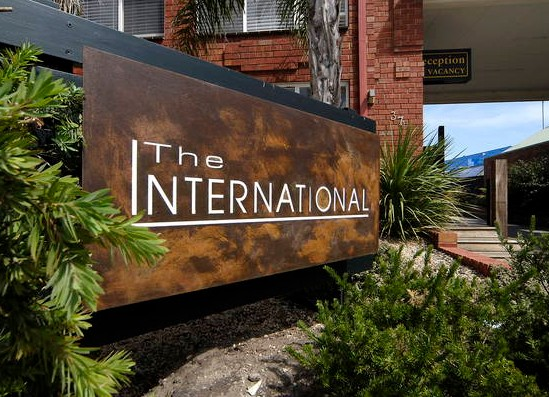 Comfort Inn The International - Tourism Canberra