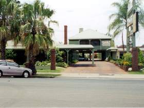 Pioneer Lodge Motel - Tourism Canberra