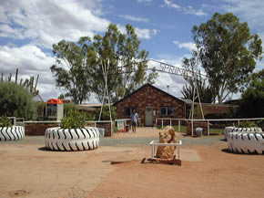 Curtin Springs Station - Tourism Canberra