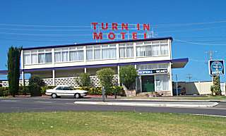 Turnin Motel - Tourism Canberra