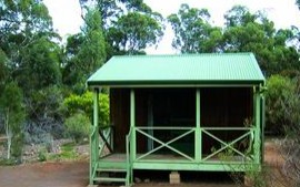 Mambray Creek Cabin - Tourism Canberra