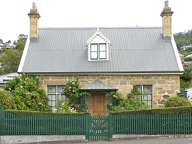 Crescentfield Cottage - Tourism Canberra