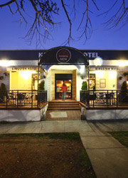 Kingston Hotel - Tourism Canberra
