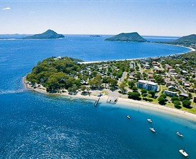 Halifax Holiday Park - Nelson Bay - Tourism Canberra