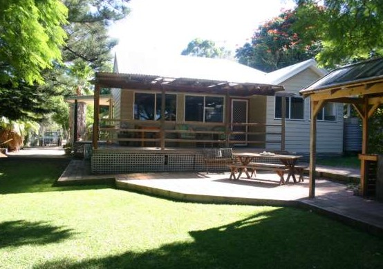 Pine Cottage - Tourism Canberra