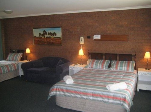 Greenacres Motel - Tourism Canberra