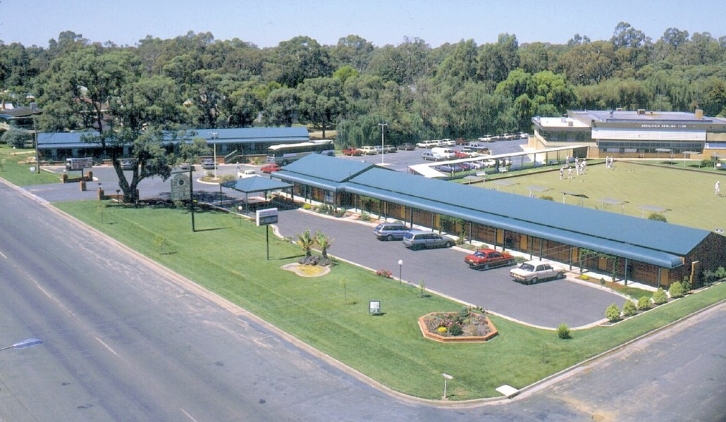 Deniliquin Country Club Motor Inn - Tourism Canberra