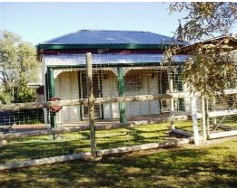 Cunnamulla Cottage Accommodation - Tourism Canberra
