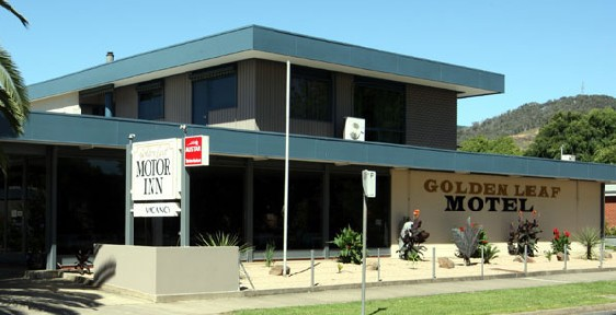 Golden Leaf Motel - Tourism Canberra