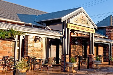 Langtrees Guest Hotel - Tourism Canberra