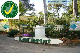 Carmelot Bed  Breakfast - Tourism Canberra