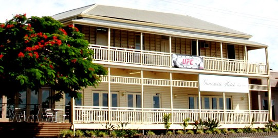 Gracemere Hotel