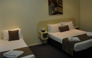 Bluewater Harbour Motel Bowen - Tourism Canberra