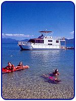 Hinchinbrook Rent A Yacht And House Boat - Tourism Canberra
