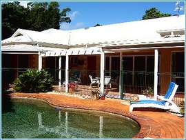Tropical Escape Bed  Breakfast - Tourism Canberra