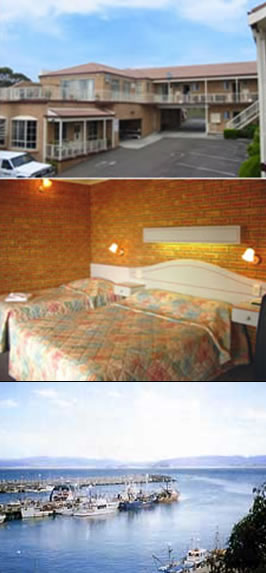 Twofold Bay Motor Inn - Tourism Canberra