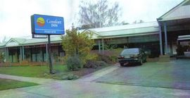 Comfort Inn Parkview - Tourism Canberra