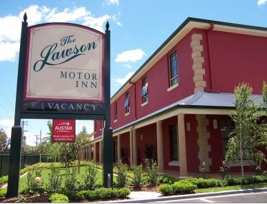 The Lawson Motor Inn - Tourism Canberra