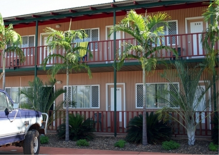 Broome Motel - Tourism Canberra