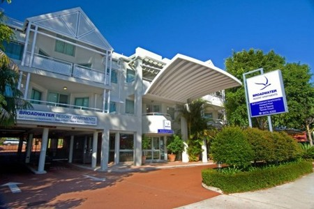 Broadwater Resort Apartments - Tourism Canberra