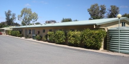 Macdonnell Range Holiday Park - Tourism Canberra