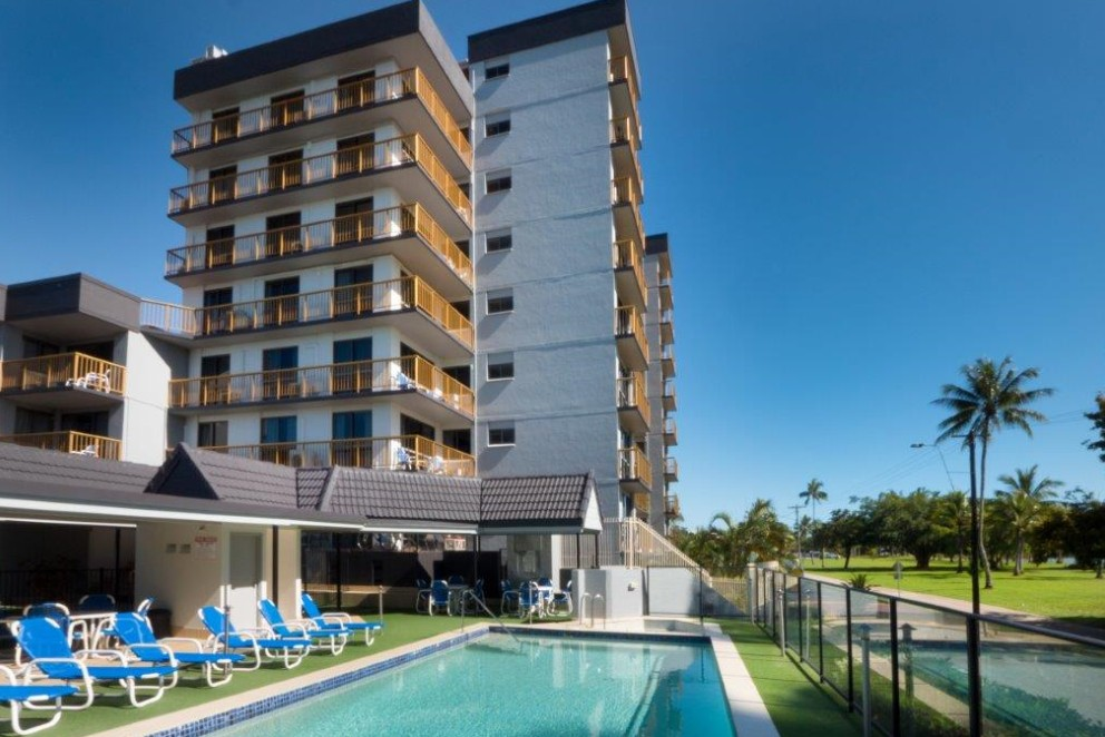 Coral Towers Holiday Apartments - Tourism Canberra