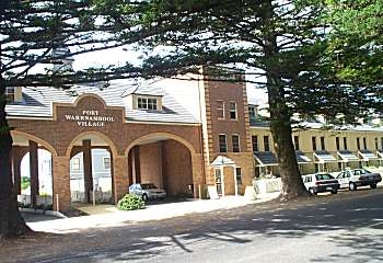 Port Warrnambool Village - Tourism Canberra