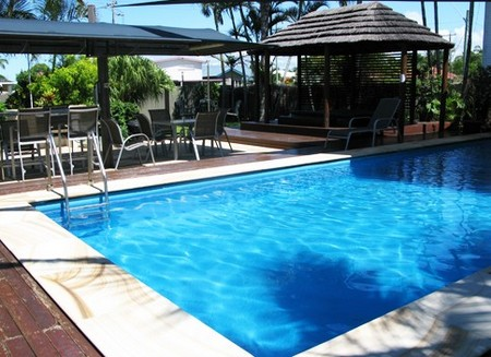 Country Plaza Motor Inn - Tourism Canberra
