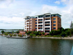 The Jetty Apartments - Tourism Canberra