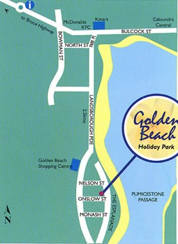 Golden Beach Holiday Park - Tourism Canberra