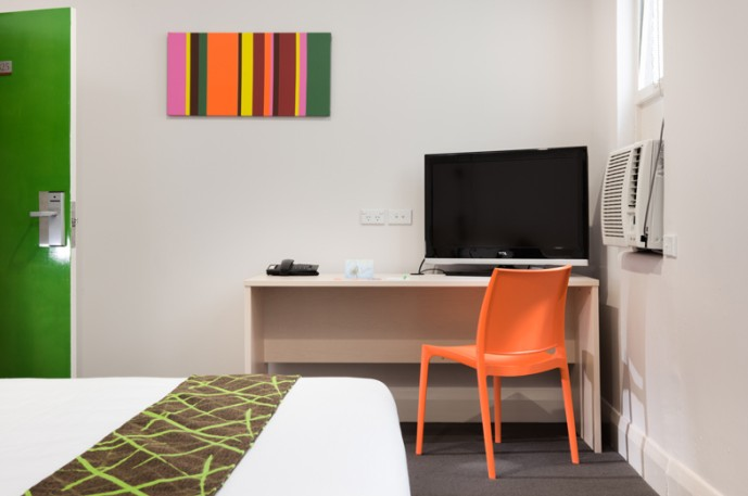 Ibis Styles Kingsgate Hotel - Tourism Canberra