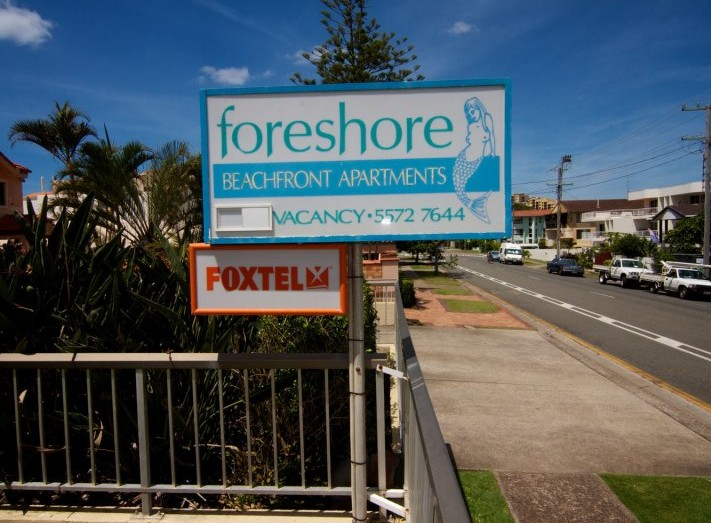 Foreshore Apartments Mermaid Beach - Tourism Canberra